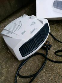 De Longhi 3KW Fan Heater (BRAND NEW)