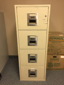 File Cabinet -Fire Resistant