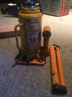 12Ton Hein Werner Bottle Jack