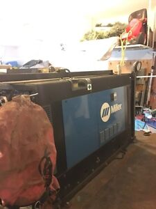 MUST SELL!! Miller pipe pro welding machine