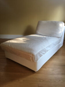 Ikea Kivik Chaise *Needs New Cover*