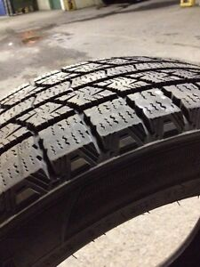 Two winter tire in a  very good condition  West Island Greater Montréal image 1