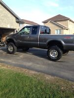 Lifted 2006 f250