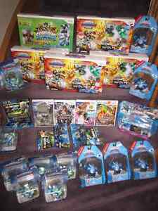Wii Games - Assorted Games and Accessories - New