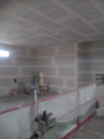 Complete Drywall ,Taping and Textured ceilings , ( sprayed or by