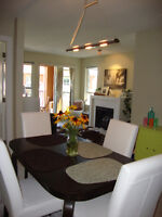 GORGEOUS, FURNISHED, TOP FLOOR, 2 BED, WATERSCAPES! SEPT.1!