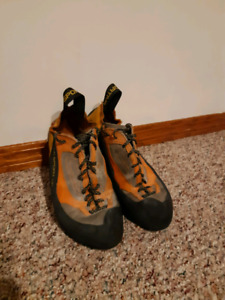 La Sportiva Finale men's climbing shoes (size 41.5)