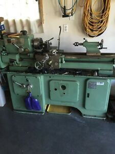 Summit metal lathe
