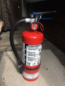 Fire Extinguisher - 5 lbs NEW - $20