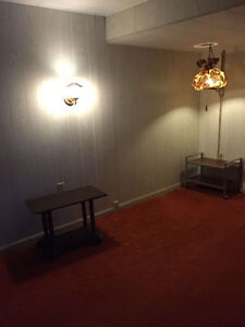 Big basement room for rent