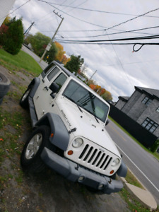 RUBICON 2008 - HIGHWAY MILEAGE - REMOTE STARTER WITH APP