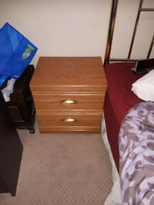 Night stand, cage, clothes, wall unit