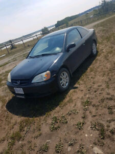 2003 Civic Coupe, This Week Only