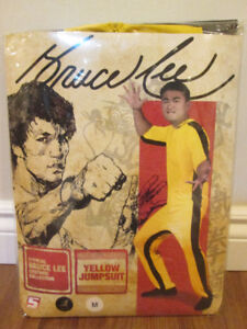 Bruce Lee Halloween costume-Game of Death