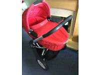 Quinny buzz 3 buggy & carrycot