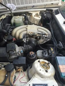 1989 BMW 325i m20b25 engine e30 convertible