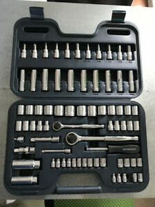Make me an offer-MasterCraft Socket Set