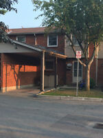 3 Bedroom Condo for rent Available Oct. 1st  ( White Oaks )