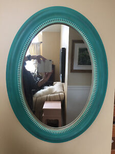 Oval Mirror Large