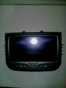 LG HD tv Touch screen MYLINK car stero