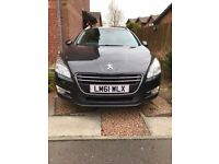 Peugeot 508sw 2.0 Active HDI Estate in Grey