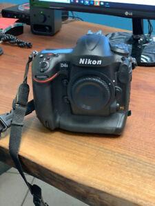 Nikon D4S 16.2MP FX Body, Mint , Nikon D700 12.1MP FX Body, Mint