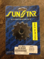 520 front sprocket 12 tooth