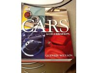 Cars. A Celebration Hard Back Book