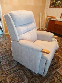 HSL Ripley fixed armchair