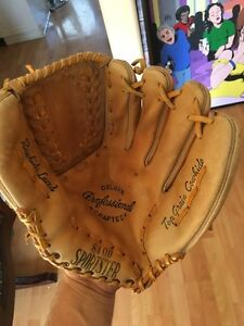 Quality old baseball glove