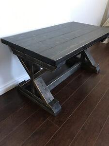 Brand New Farmhouse Coffee Table
