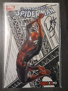 For Sale: Signed copy of Amazing Spider-Man (Volume 3) #1