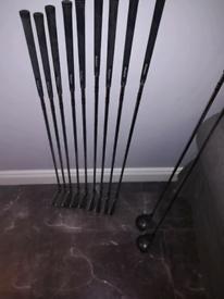 Howson derby golf clubs