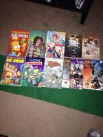 Graphic novels only $5 each!!
