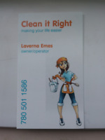 Clean it Right