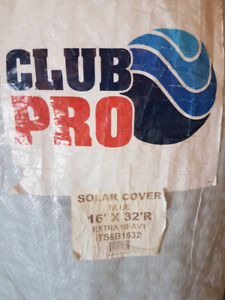 NEW Solar Pool Cover