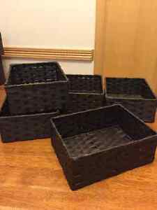Storage Boxes - MOVING SALE