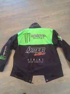 Authentic Monster Team Jackets