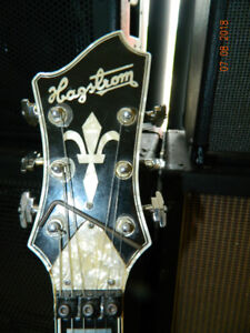 1983 HAGSTROM SWEDE Made in JAPAN