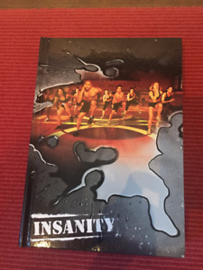 Fitness dvds: INSANITY 60 day work out