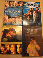 Melrose Place Dawson's Creek Ali G TV Series DVD