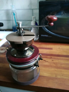 Hario coffee grinder canister mill