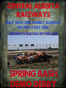 Interested in Demo Derby??