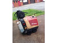 Ehrle hd 623 hot and cold pressure washer steam cleaner