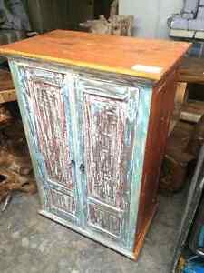 Armoire Bois de Teck - Indonesie / Teak Wood Cabinet - Indonesia