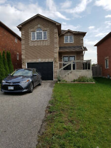 3 Bedroom Detached South Barrie 1700$