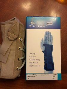 Wrist Lacer left - harnais de poignet gauche