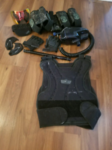 Misc paintball stuff for sale!!