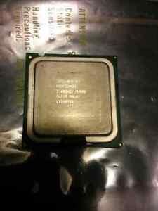 3.6GHz Intel Pentium 4