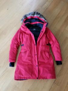 Manteau North Face (femme)
